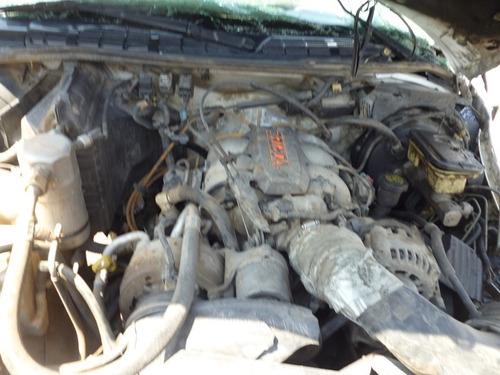 blazer jimmy 2000,accidentada,4x2,motor vortec 4.3 partes