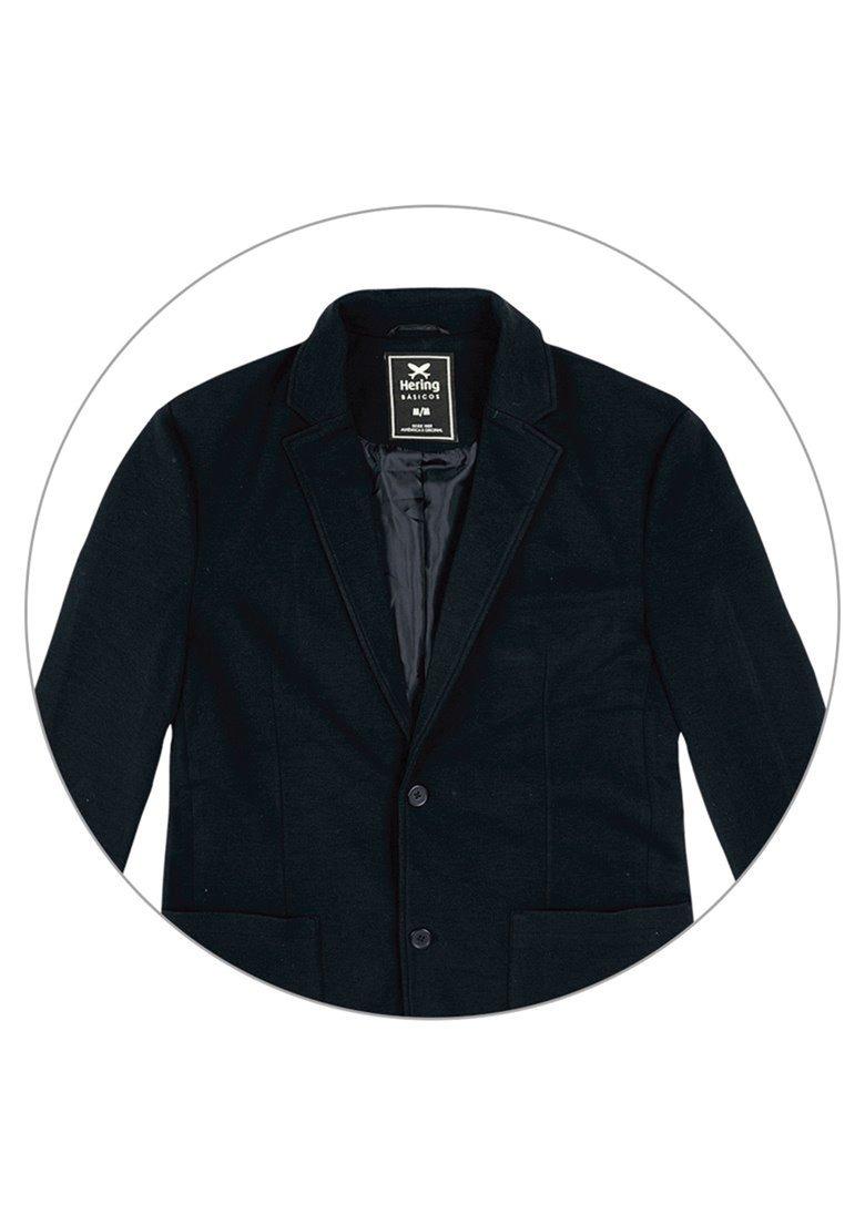 70f482440 blazer masculino básico tipo alfaiataria regular hering koum. Carregando  zoom.