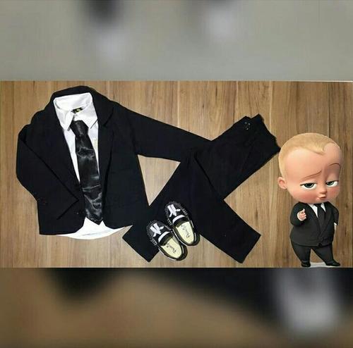 blazer masculino infantil social roupa festa meninos 1 ao 8