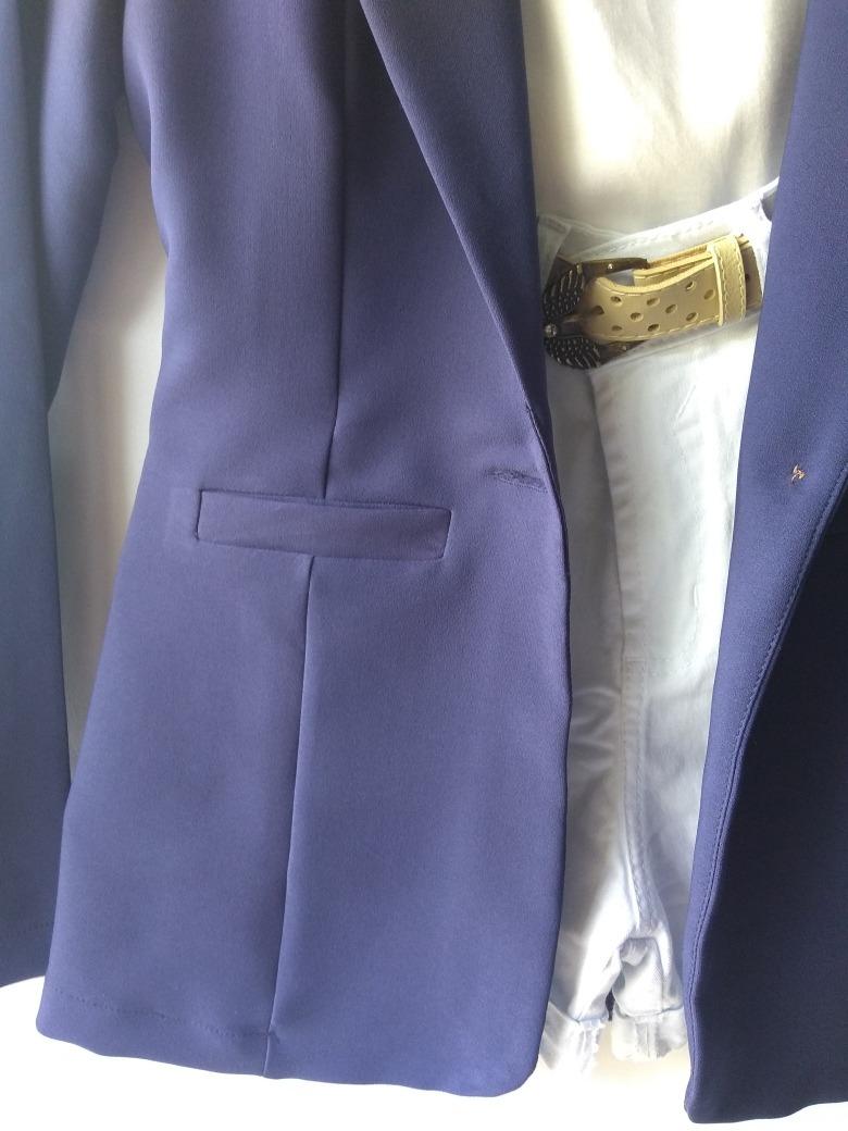 4679e6bdc2 blazer max alfaiataria feminino acinturado s forro  promoção. Carregando  zoom.