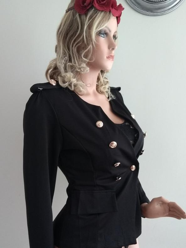 Blazer Moderno Para Mujer Chaquetas Modernas Moda 2018 -   49.900 en ... 66e6e6e1927a3