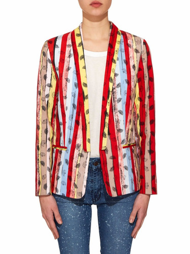 blazer mujer benito rayas cardeña the net boutique