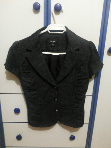 blazer negro  talla 40