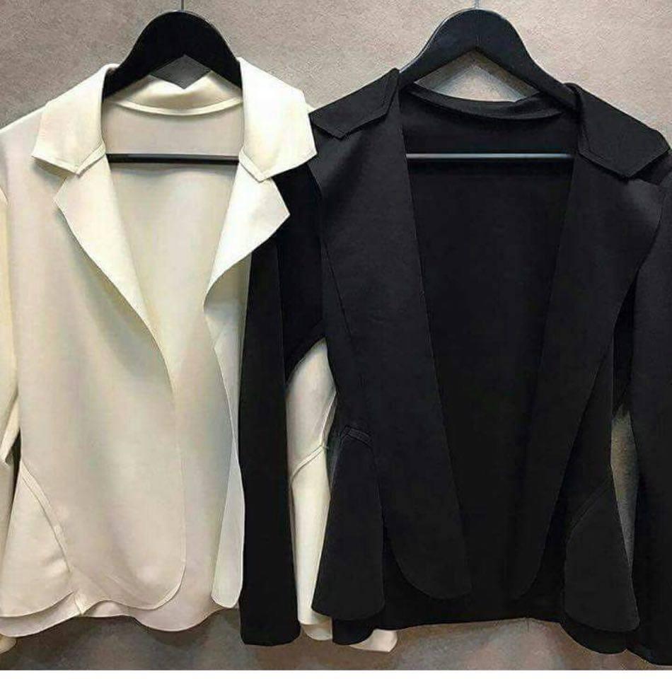 643f0fffc4 blazer neoprene feminino moda outono inverno frete gratis. Carregando zoom.
