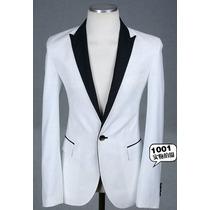 Claudia Shop Saco Blazer Suit Blanco Importado Pedido China