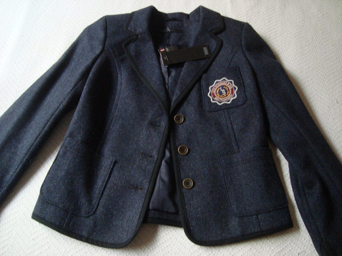 blazer saco english style levi's xs envio gratis y cuotas!!!