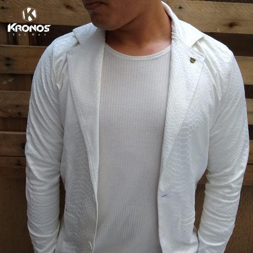 blazer slim branco gelo luxo frete grátis 12x s/ juros