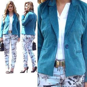 ccc635db0d Blazer Veludo Feminino Vinho - Calçados