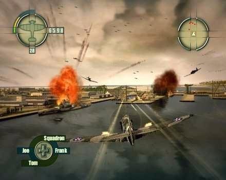 blazing angels squadron wwii juego pc original fisico dvd