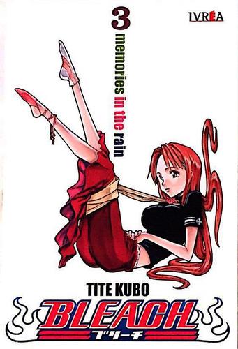 bleach #1-4 lote mangas
