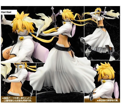 bleach 1/8 scale tier harribel 25 cm pvc figure