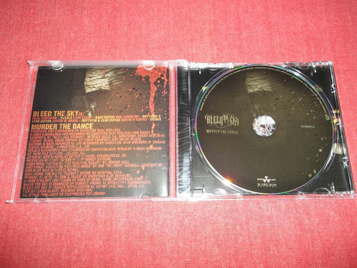 bleed the sky - murder the dance cd nac ed 2008 mdisk
