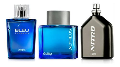 bleu intense, altheus y nitro - l a $154