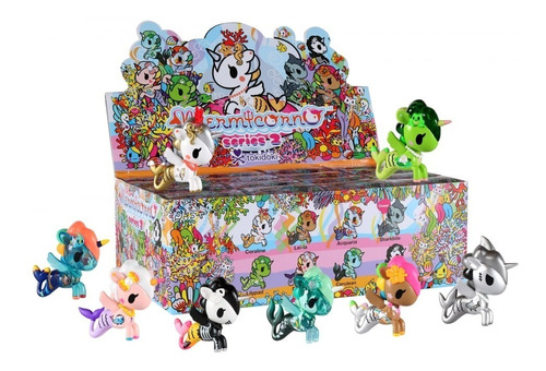 blind box tokidoki mermicorno serie 2 - unicornio sorpresa