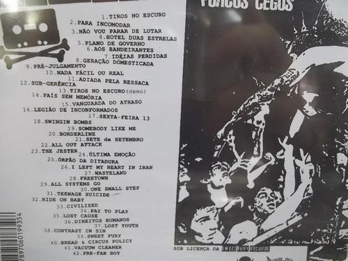 blind pigs demos cd original lacrado frete 12,00