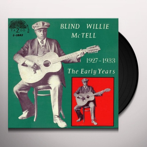 blind willie mctell - the early years - importado e lacrado