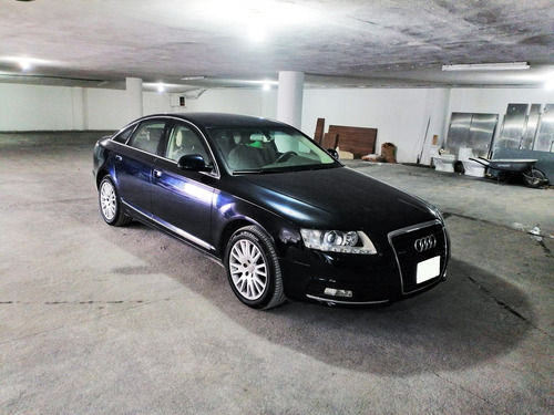 blindada 2010 audi a6 4.2 l quattro nivel 3 plus blindados
