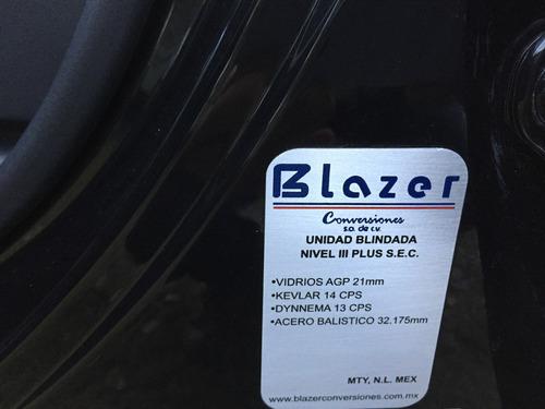 blindada 2010 mercedes benz ml-500 3 plus blindados
