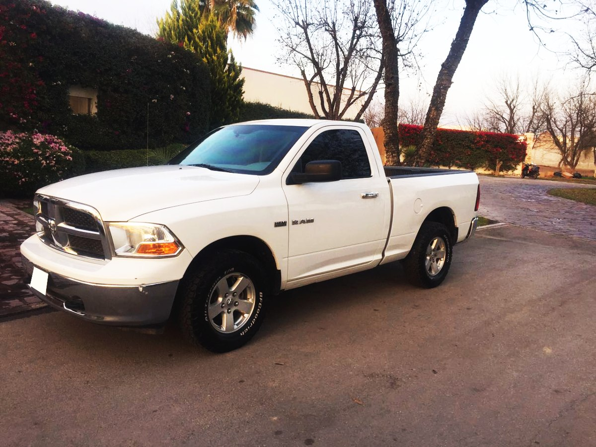 Blindada 2012 Dodge Ram Slt C S Nivel 4 Plus 4x4 Blindados