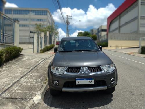 blindada a3 - mitsubishi l200 triton 3.5 hpe 4x4  automática