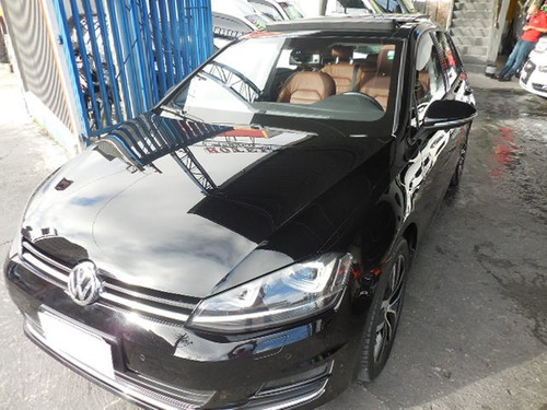 blindado volkswagen golf highline 1.4 tfsi 2014 preto nível