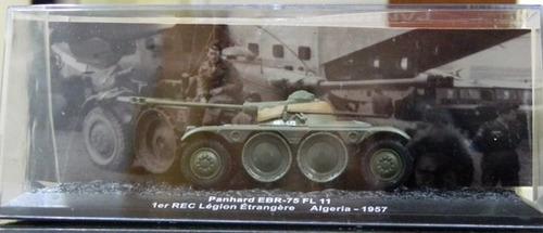 blindados de combate (coleccion altaya) algeria 1957