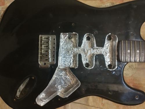 blindagem de instrumentos musicais.