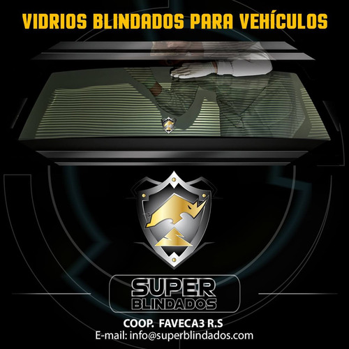blindaje de vehículos nivel i i i a, i v y v
