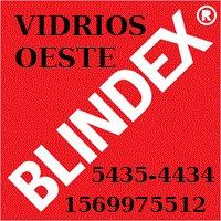 blindex  puertas blindex templada paños fijos vidrieras dvh