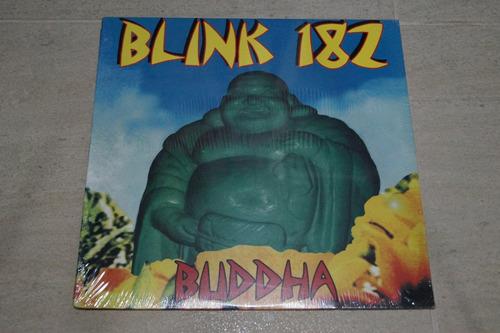 blink-182 buddha vinilo rock activity
