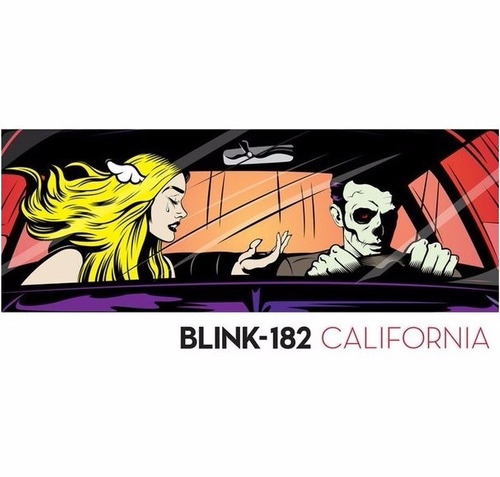 blink 182 - california (itunes) 2016