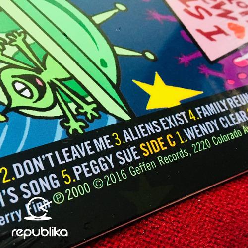 blink 182 - the mark, tom & travis show - lp doble nuevo usa