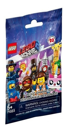 blister mini figura lego movie 2 - lego original nuevo