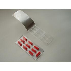 Blister Para Cápsulas Y Comprimidos X 100 Unidades