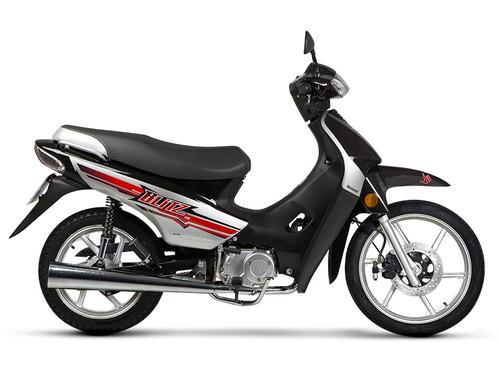 blitz 110 moto motomel