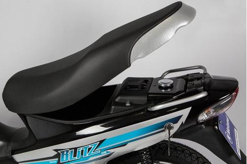 blitz 110 - motomel blitz 110  automática promo efectivo!!