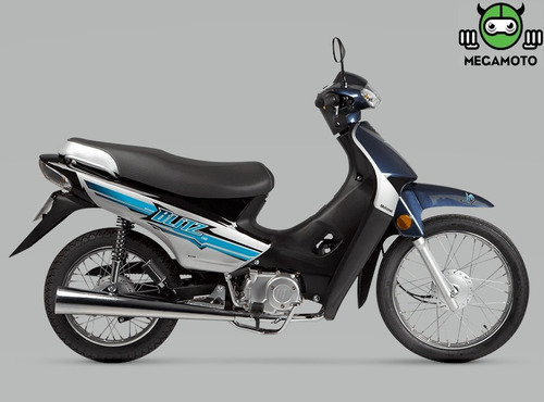 blitz 110 -  motomel blitz 110 cc llevala en el acto!!
