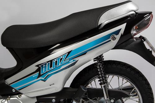 blitz 110 scooter moto motomel