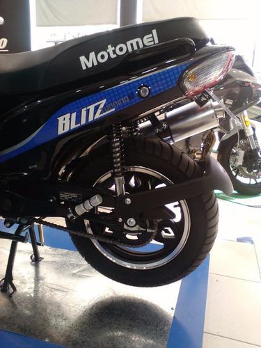 blitz 110 tunning motomel full = zb smash crypton stock!!