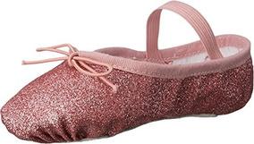 04ee4a8b Bloch Kids Girl Glitter Dust Ballet Zapatilla Nino Nino P