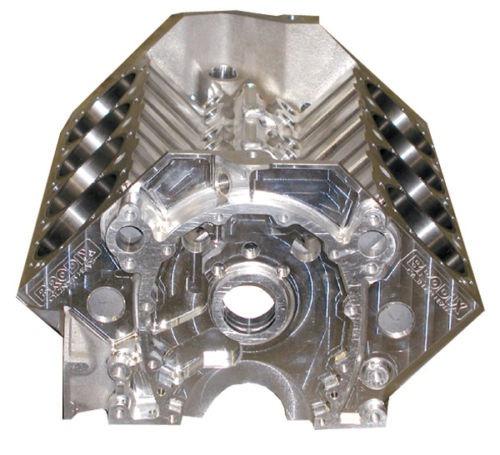 block aluminio chevrolet 350 383 400