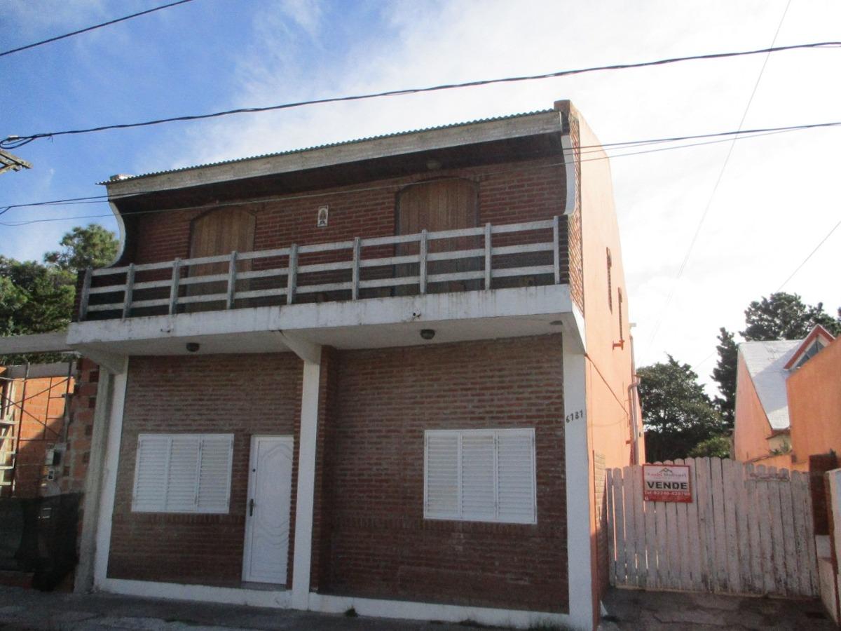 block casa y dpto.! a dos cuadras del mar!  2 n°6131