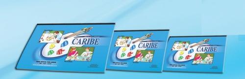 block de dibujo caribe 6196d, manualidades, niños