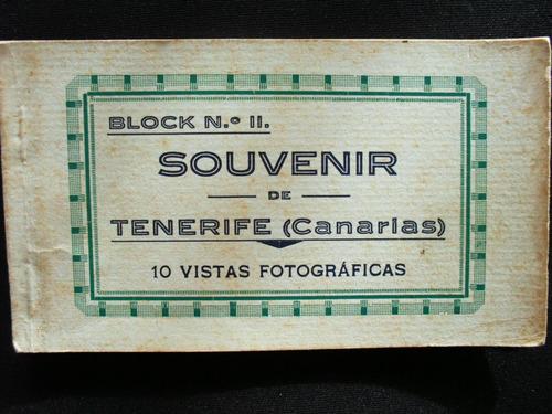 block de postales antiguas