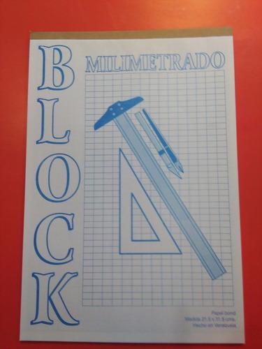 block milimetrado