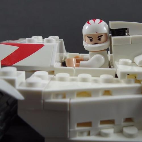 blocks construcción pack 2 autos | bumblebee king y meteoro