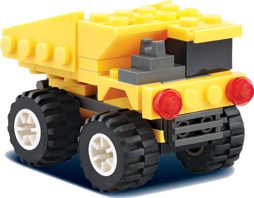 blocks de construcción camión minero