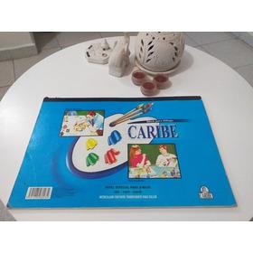 Blocks De Dibujo Caribe 48x32,5cm El Grande