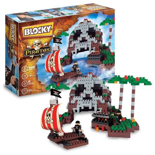 blocky bloques isla pirata