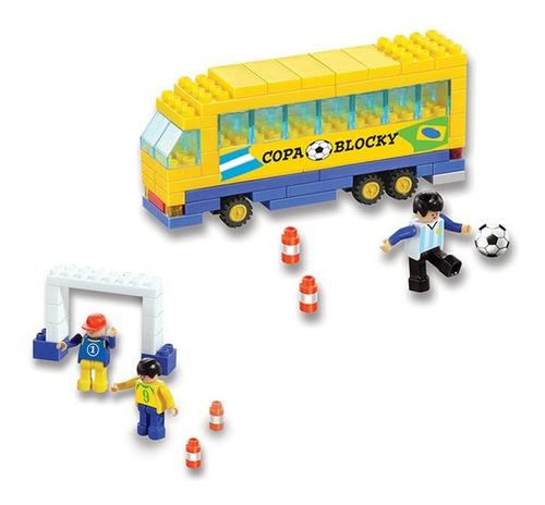 blocky futbol 1 90 pzs 01-0621 bloques ladrillos edu full